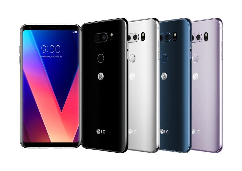 LG V30 Range