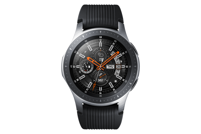 07_Galaxy Watch_Front_Silver