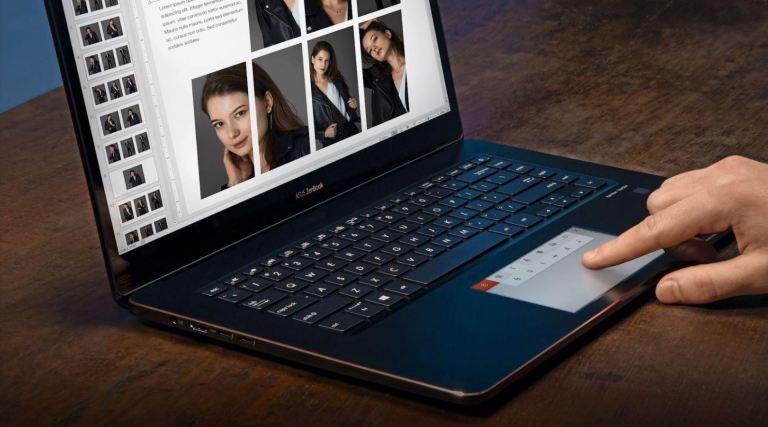 ZenBook Pro 15 UX580_scenario
